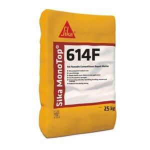 Sika MonoTop 614 F 25kg – Free Next Day Express Delivery!