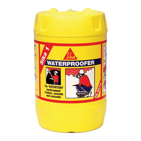 Sika 1 Waterproofer 25L