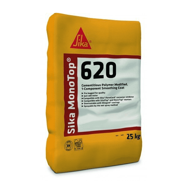 Sika MonoTop 620 25kg - Free Next Day Express Delivery