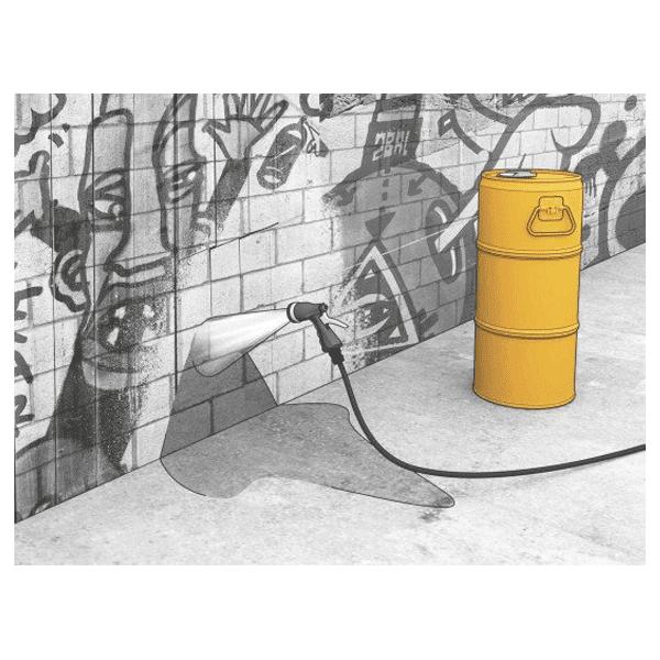 Sikagard-850 AG 25kg Anti Graffiti Anti Fly Poster