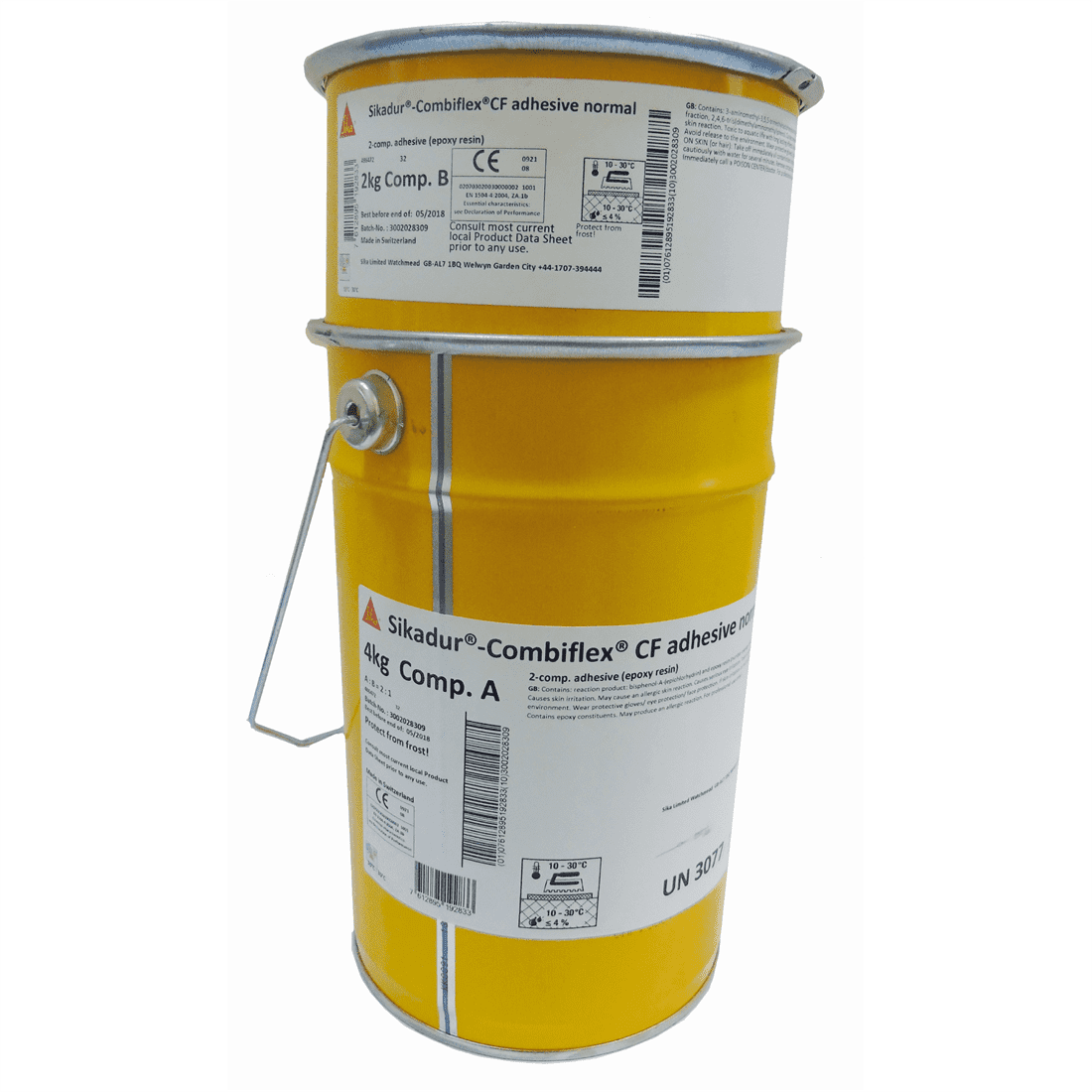 Sikadur Combiflex CF Adhesive Rapid (6kg)
