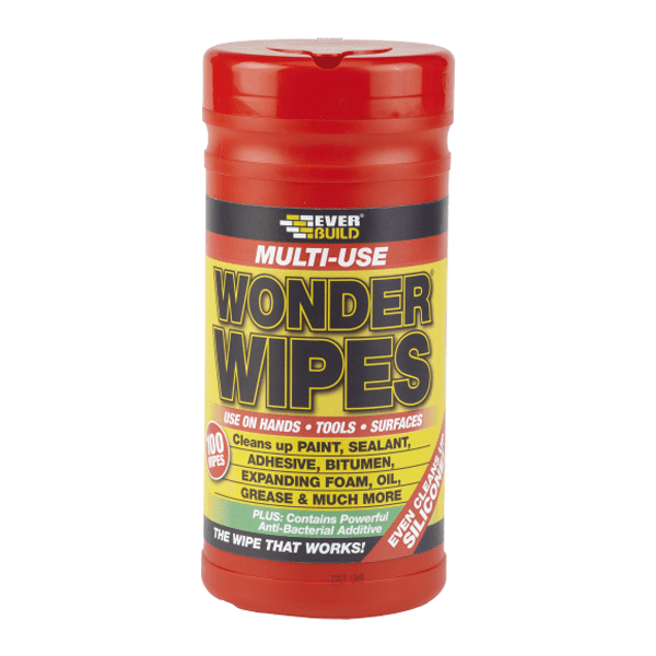 Everbuild Multi Use Wonder Wipes - Free Next Day Express Delivery
