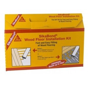 SikaBond Wood Floor Installation Kit