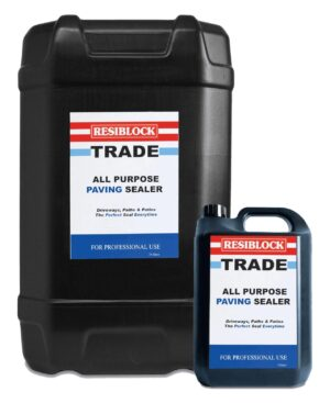 Resiblock Trade All Purpose Paving Sealer 25L