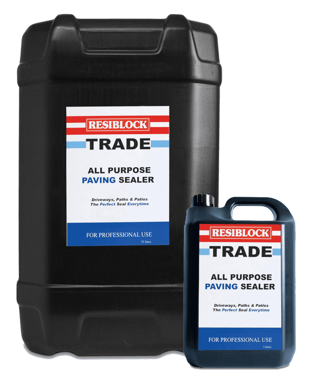 Resiblock Trade All Purpose Paving Sealer 25L