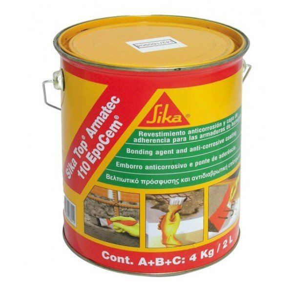 Sika Top Armatec 110 EpoCem 20kg - Free Next Day Express Delivery!