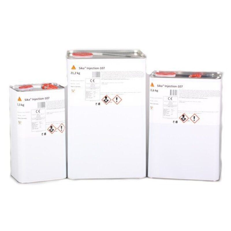 Sika Injection-107 5.3kg