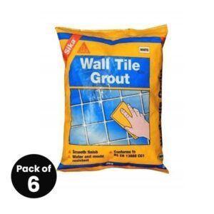 SikaCeram Wall Tile Grout 3kg