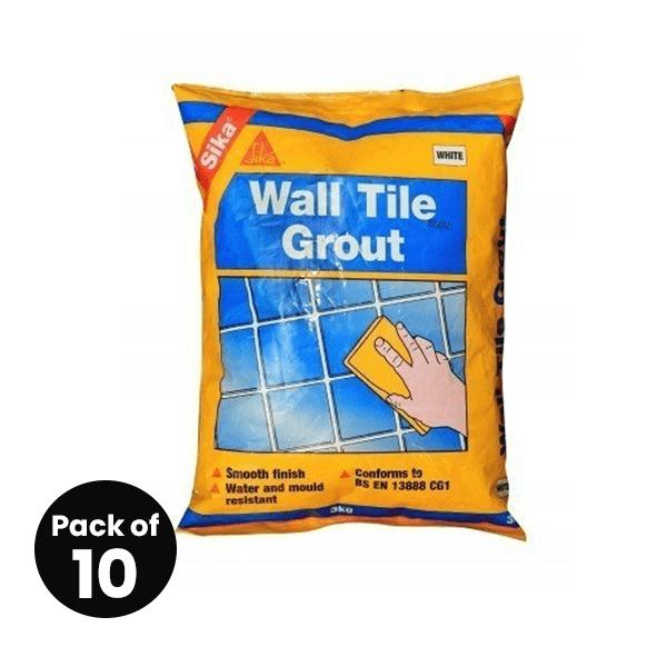 SikaCeram Wall Tile Grout 1.5kg