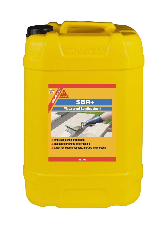 SikaBond SBR+ Waterproof Bonding Agent 25L