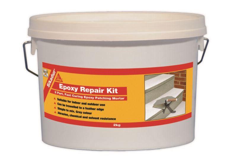 Sikadur Epoxy Repair Kit 2kg