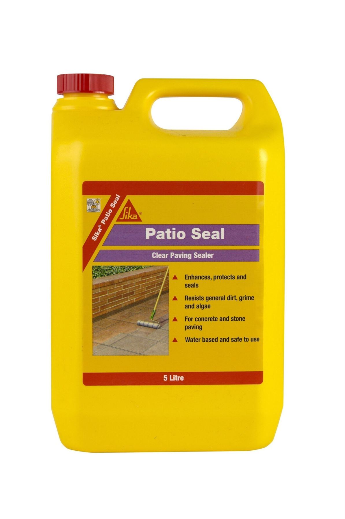 Sika Patio Seal 5L - Free Next Day Express Delivery