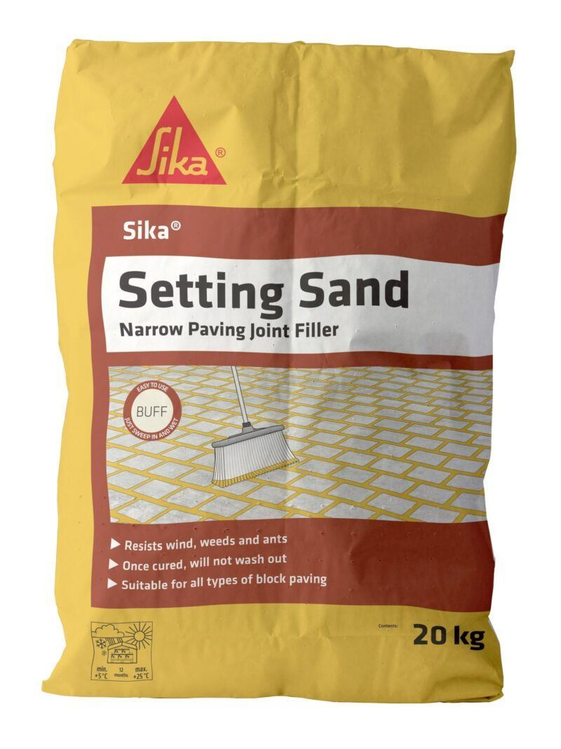 Sika Setting Sand 20kg – Free Next Day Express Delivery!