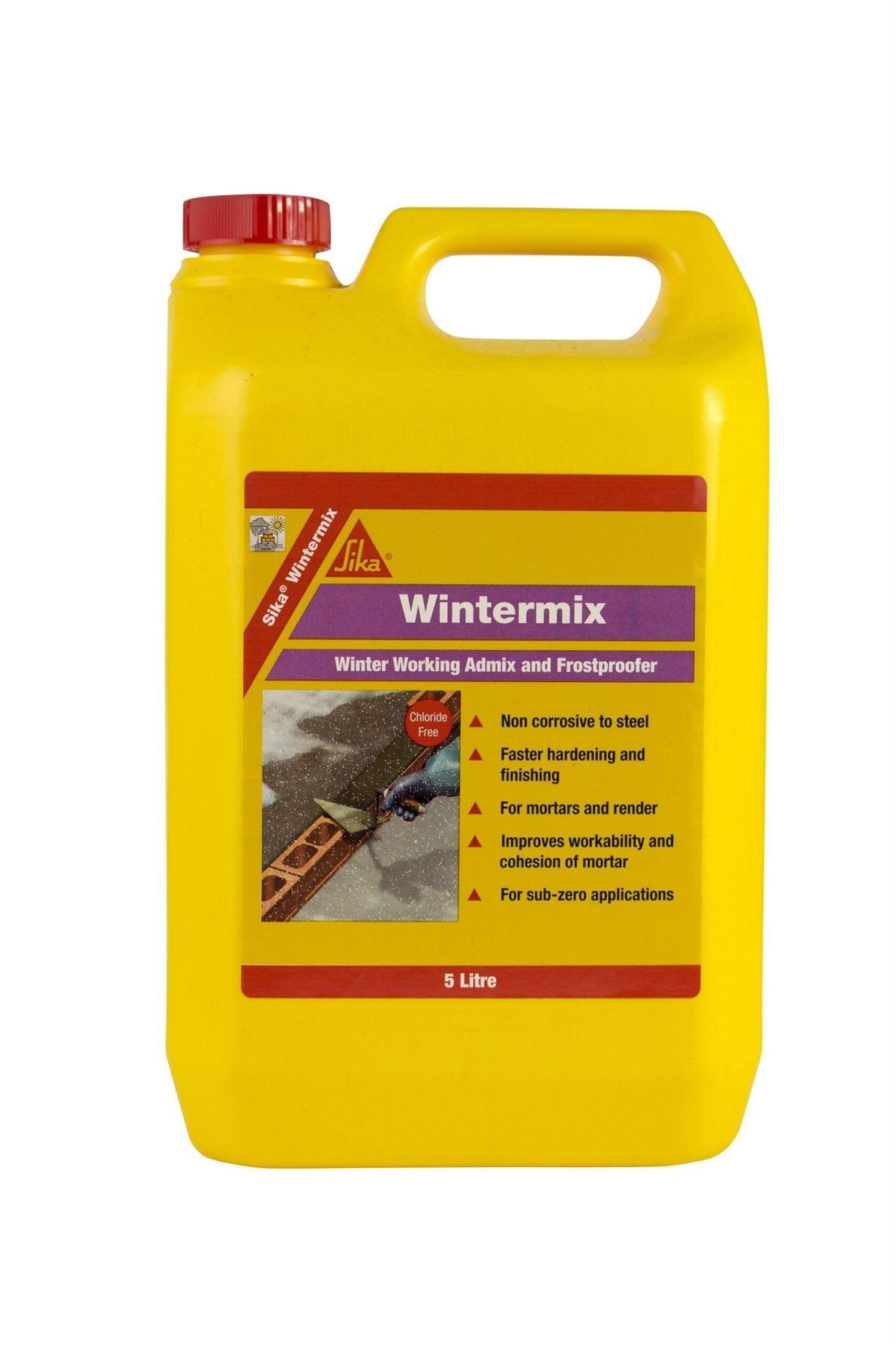 Sika Wintermix 5L