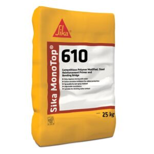 Sika MonoTop 610 25kg – Free Next Day Express Delivery