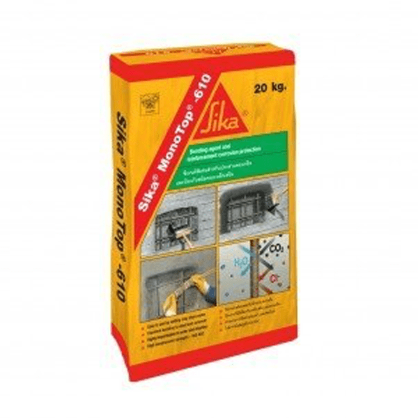 Sika MonoTop 610 25kg - Free Next Day Express Delivery!