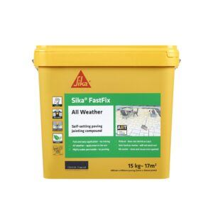 Sika FastFix – All Weather Jointing Compound – Charcoal – Free Next Day Express Delivery!