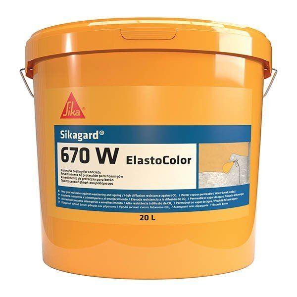 Sikagard 670W ElastoColor