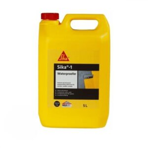 Sika 1 Waterproofer 5L
