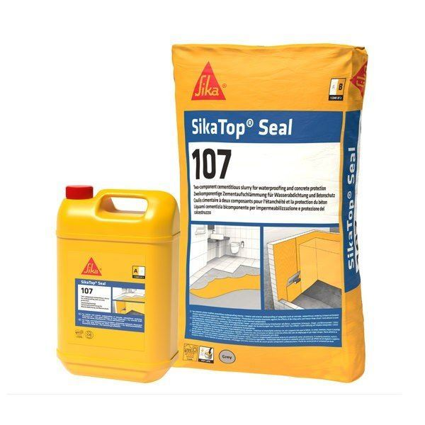 SikaTop Seal 107 Standard - Free Next Day Express Delivery