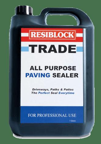 Resiblock Trade All Purpose Paving Sealer 5L