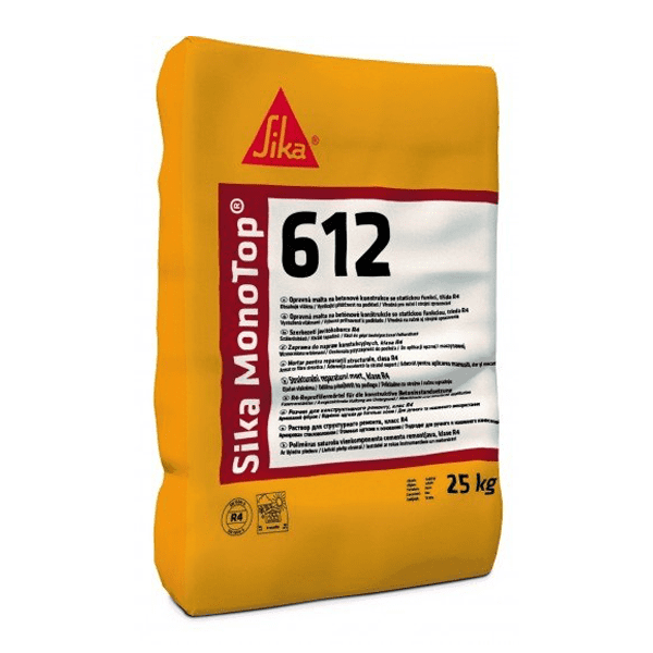 Sika MonoTop 612 25kg - Free Next Day Express Delivery!