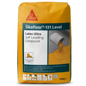 Sikafloor Level 131 – Self Levelling Compound – Free Next Day Express Delivery