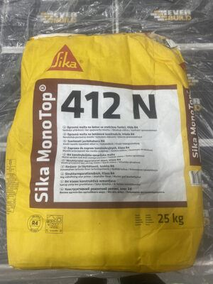 Sika MonoTop – 412 N Concrete Repair Mortar -Free Next Day Express Delivery
