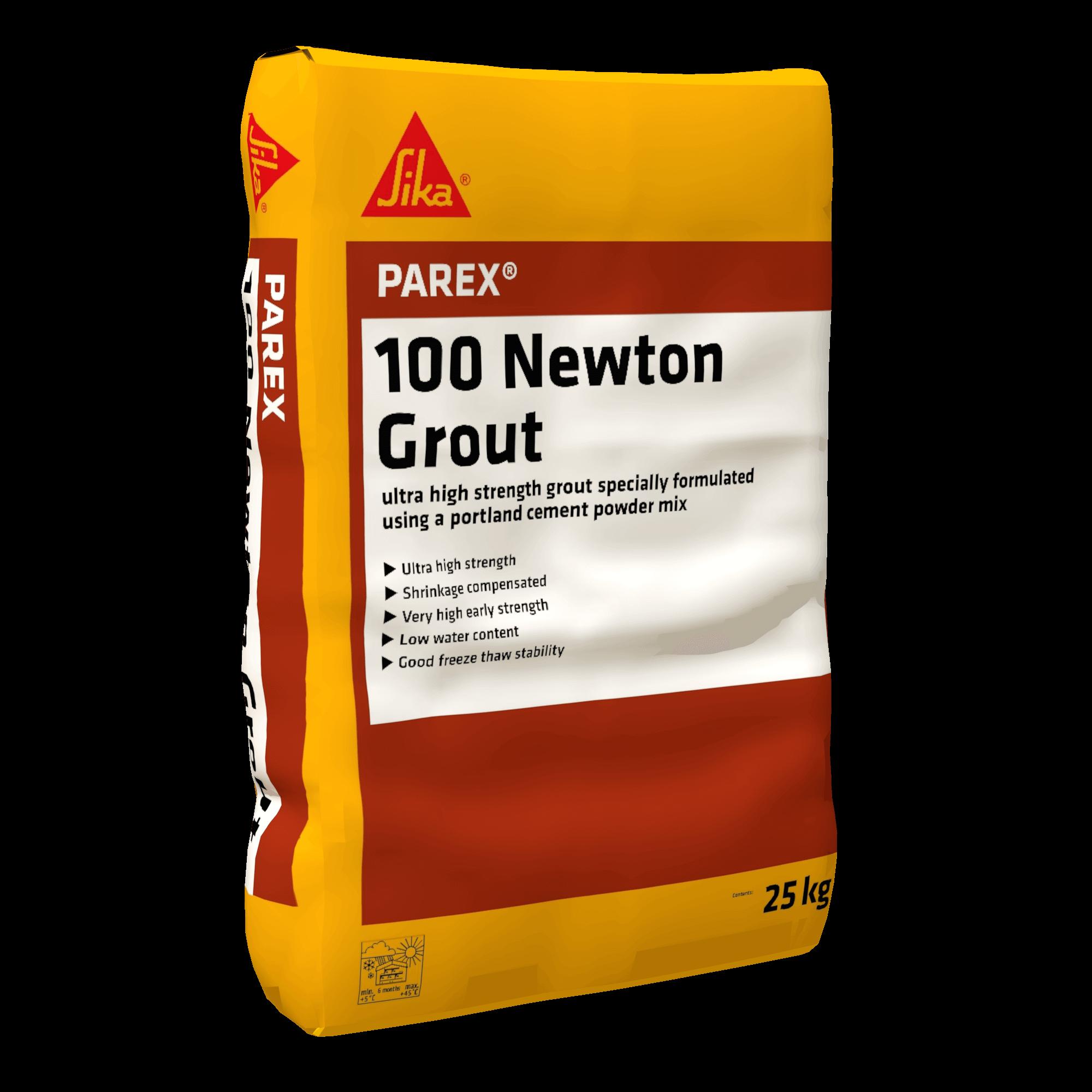 Parex 100 Newton Grout AW