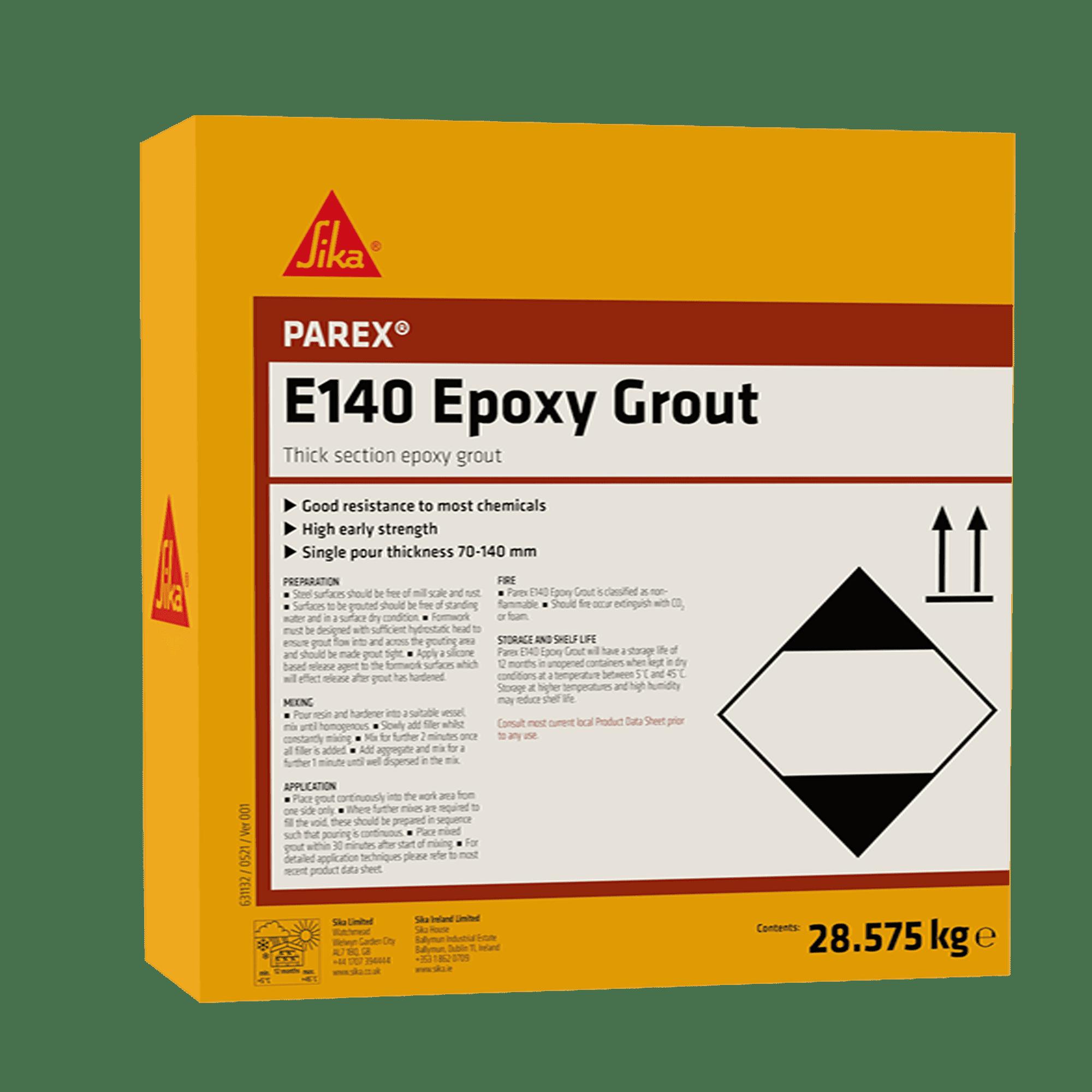 Parex E140 Epoxy Grout