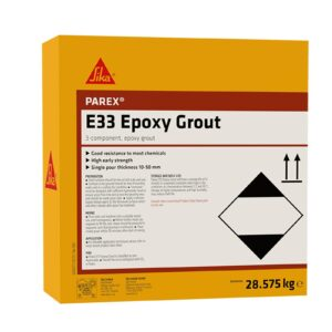 Parex E33 Epoxy Grout