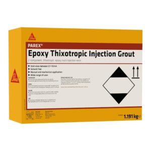 Parex Epoxy Thixotropic Injection Grout