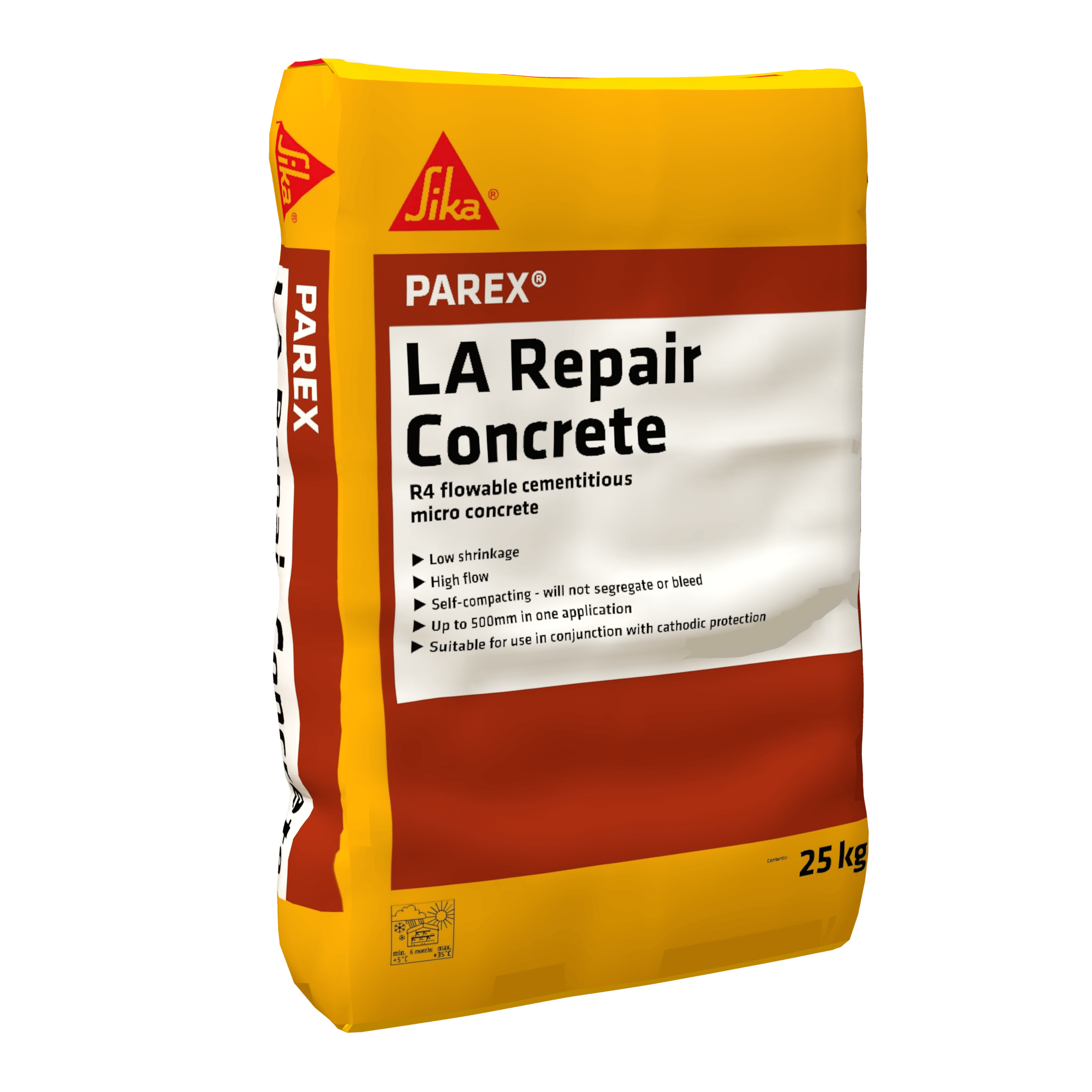 Parex LA Repair Concrete
